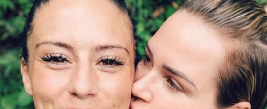 U.S. Women's soccer stars Ali Krieger and Ashlyn Harris announce engagement