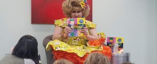 Drag Queen Story Hour comes to life with Gidget Galore at The LGBT+ Center in Orlando