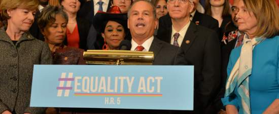 Equality Act returns — with House Democrats in majority