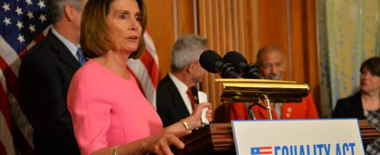 Pelosi: Equality Act to ban anti-LGBT discrimination to be introduced next week