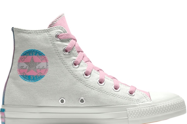 34be50c8334b Converse releases trans-themed sneakers for Pride line - Watermark ...