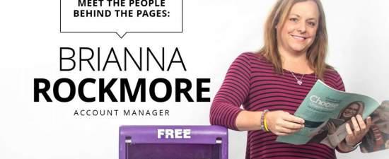 The Last Page: Brianna Rockmore