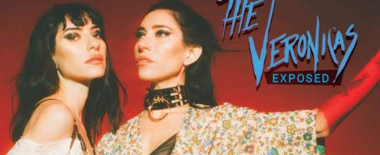Australian pop duo The Veronicas talk love, music and body glitter ahead of Girls In Wonderland
