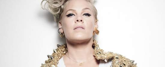 P!nk's new album 'Hurts 2B Human' features only momentary flashes of greatness