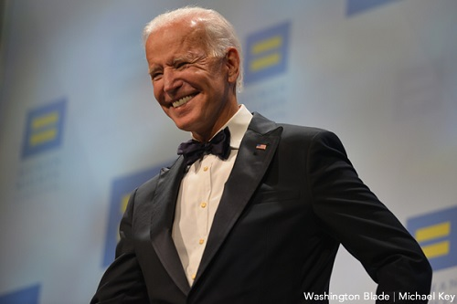Biden's early support for same-sex marriage still remembered for impact