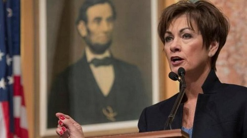 Iowa governor signs bill limiting funds for sex-reassignment