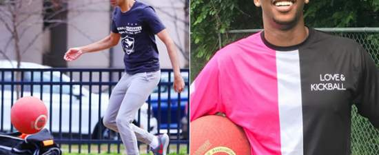Stonewall Kickball in DC provides a place for LGBT camaraderie
