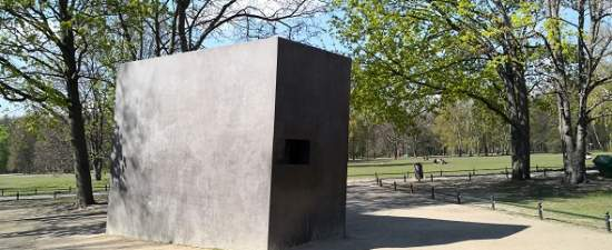Berlin memorial to gay victims of Nazis vandalized