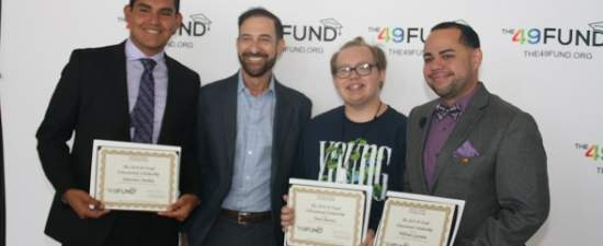 The 49 Fund is accepting applications for 4th annual scholarships