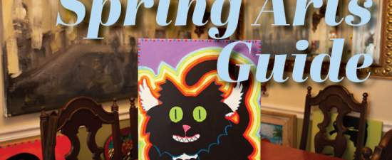 Spring Arts Guide 2020